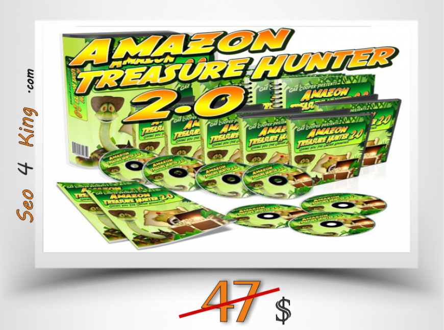 Amazon Treasure Hunter 2.0