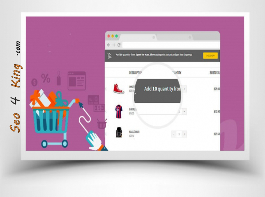 Woocommerce Cart Messages