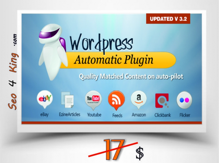 Wordpress Automatic 3.21