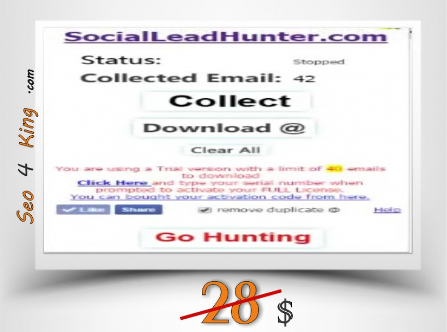 Social Lead Hunter 1.5