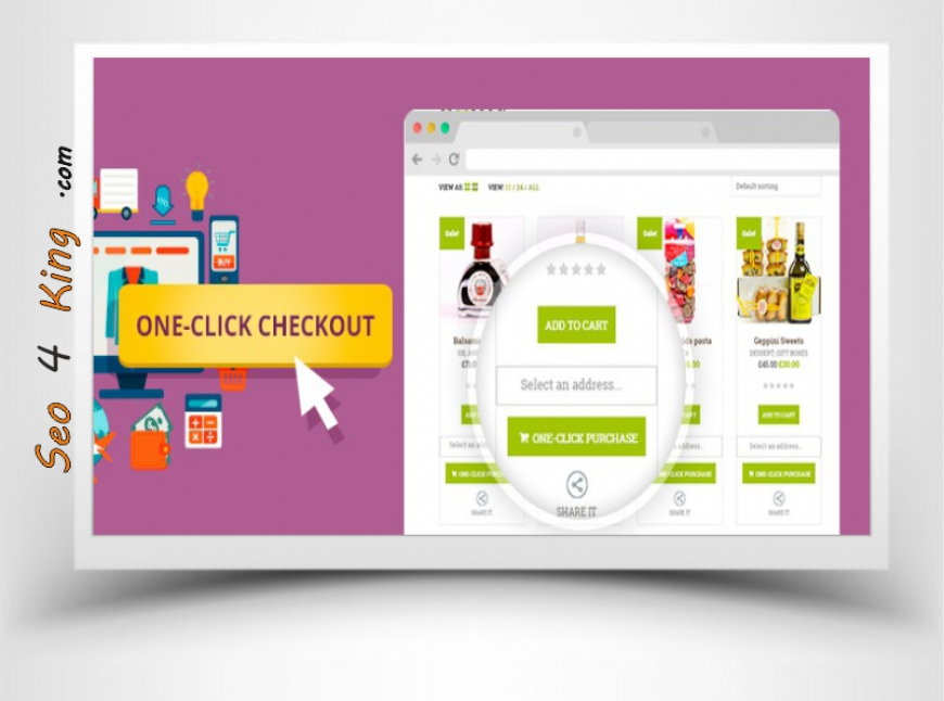 WooCommerce One-Click Checkout