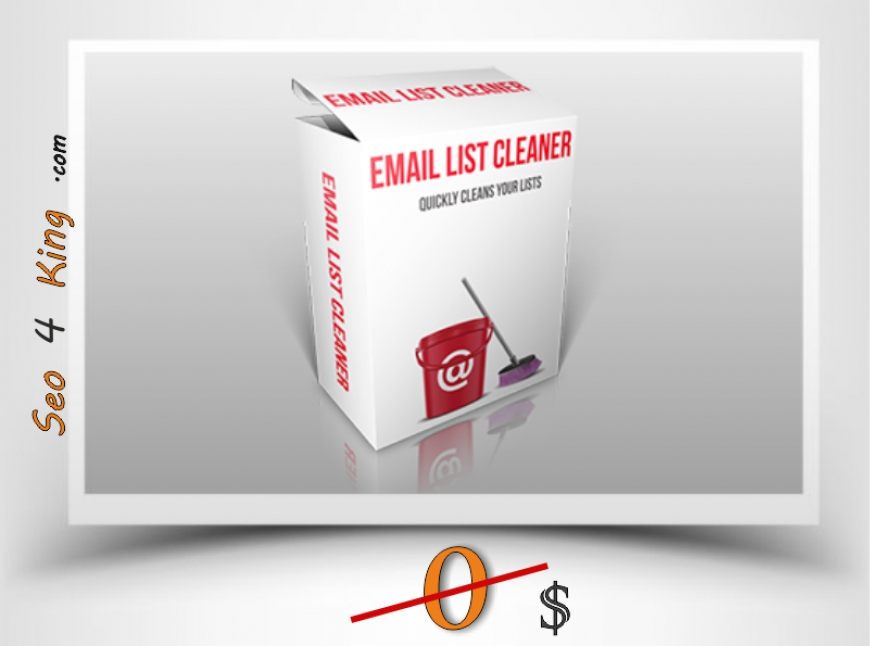 Email List Cleaner 1.0