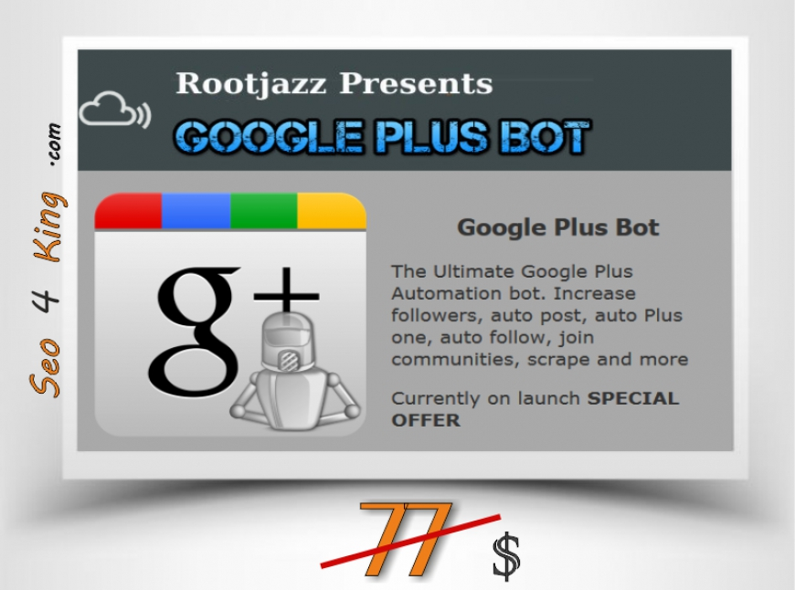 Google Plus Bot 1.1.7.5